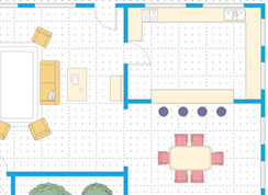Simple Appartment Floor Plan